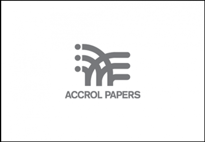 Accrol Group ACRL Logo