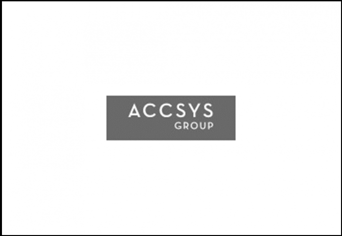 Accsys Technologies AXS Logo