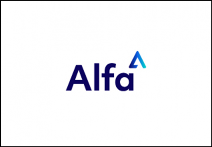 Alfa Financial Software ALFA Logo