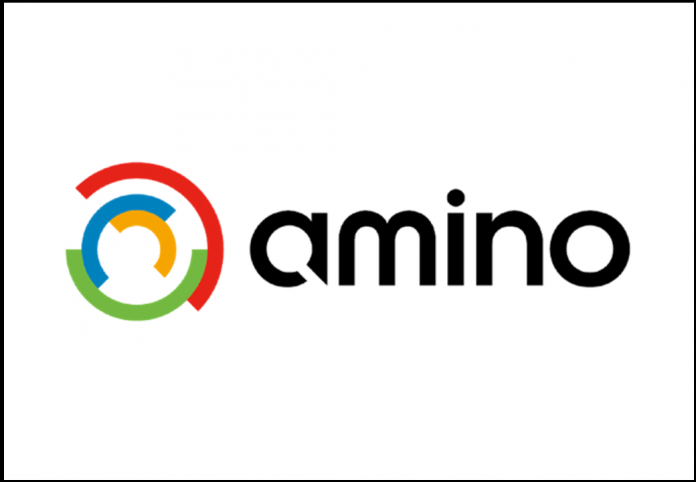 Amino Technologies AMO Logo