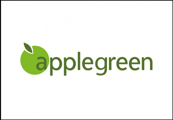 Applegreen APGN Logo
