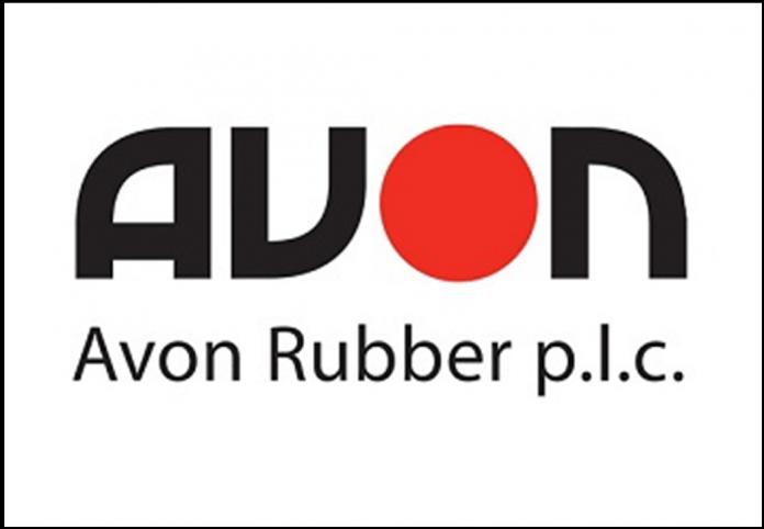Avon Rubber AVON Logo
