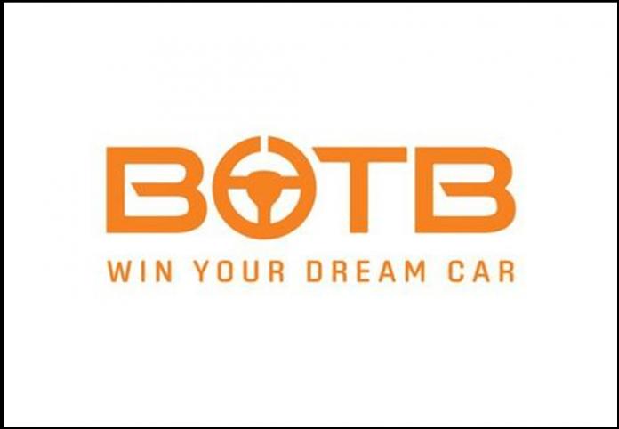 Best Of The Best BOTB Logo
