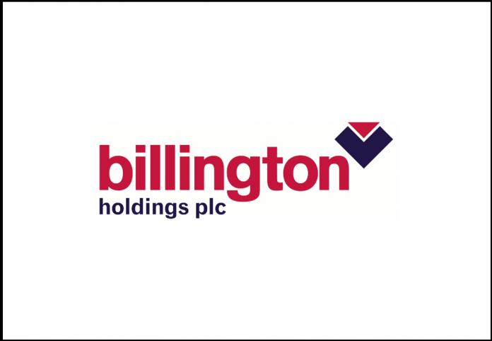 Billington Holdings BILN Logo