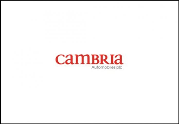 Cambria Automobiles CAMB Logo