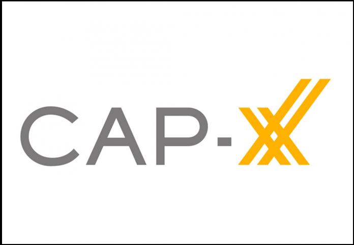 Cap XX CPX Logo