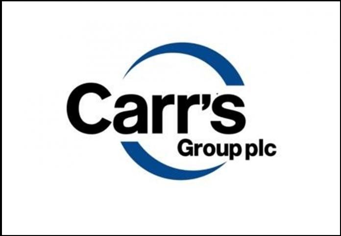 Carrs CARR Logo