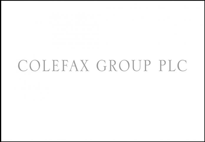 Colefax CFX Logo