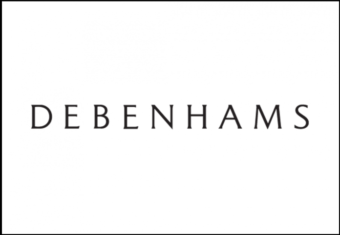 Debenhams DEB Logo