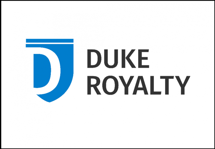Duke Royalty DUKE Logo