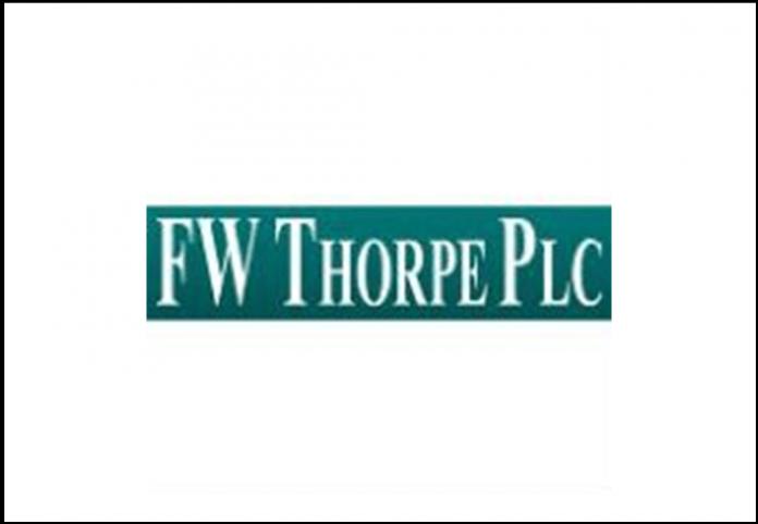 FW Thorpe TFW Logo