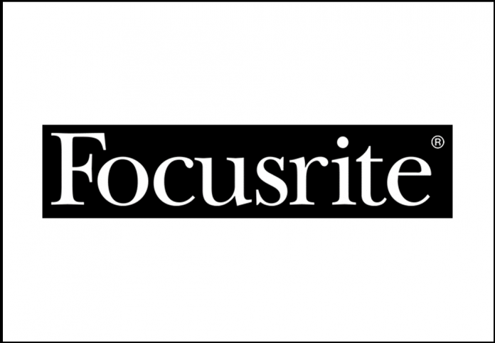 Focusrite TUNE Logo