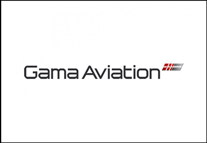Gama Aviation GMAA Logo