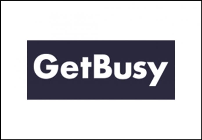 GetBusy GETB Logo