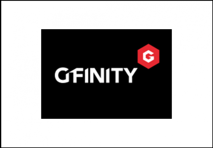 Gfinity GFIN Logo