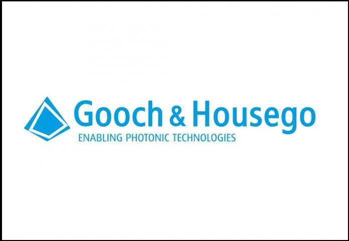 Gooch & Housego GHH Logo