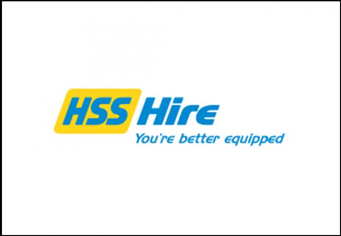 HSS Hire HSS Logo