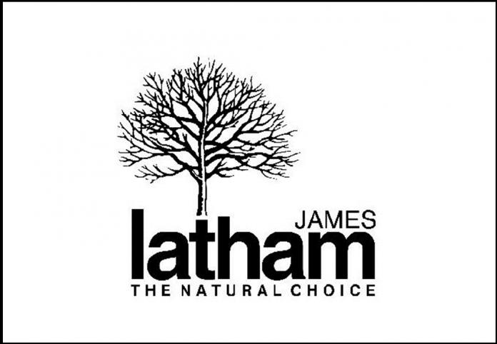 James Latham LTHM Logo