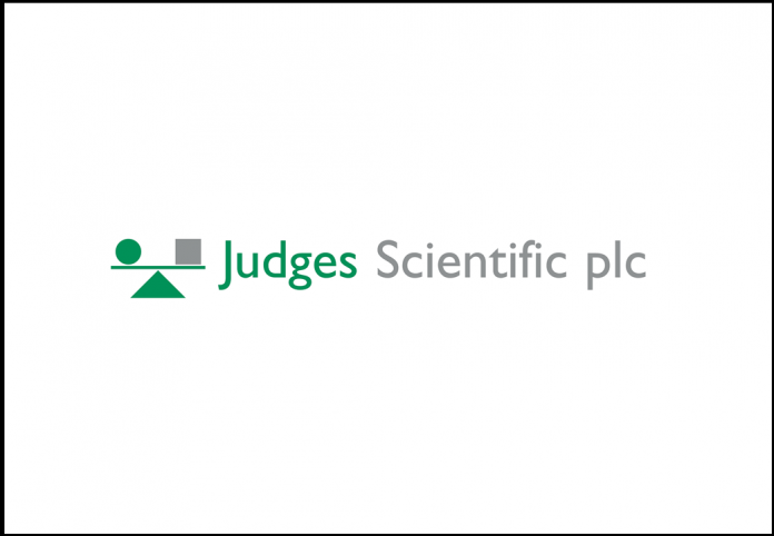 Judges Scientific JDG Logo