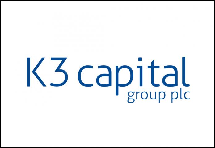 K3 Captial K3C Logo