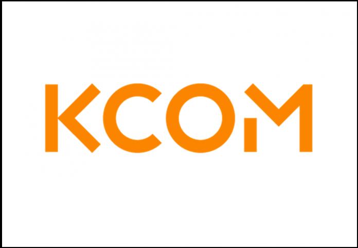 KCOM KCOM Logo