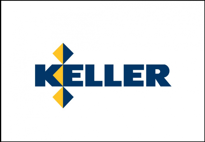 Keller Group KLR Logo