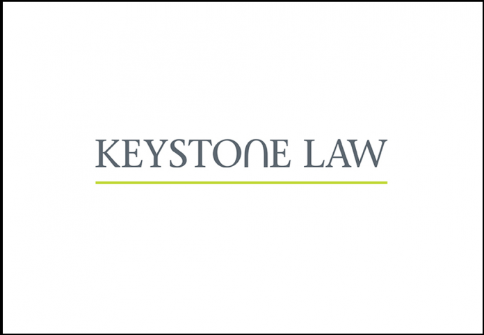 Keystone Law KEYS Logo