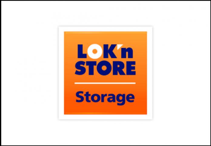 Lok'n Store LOK Logo