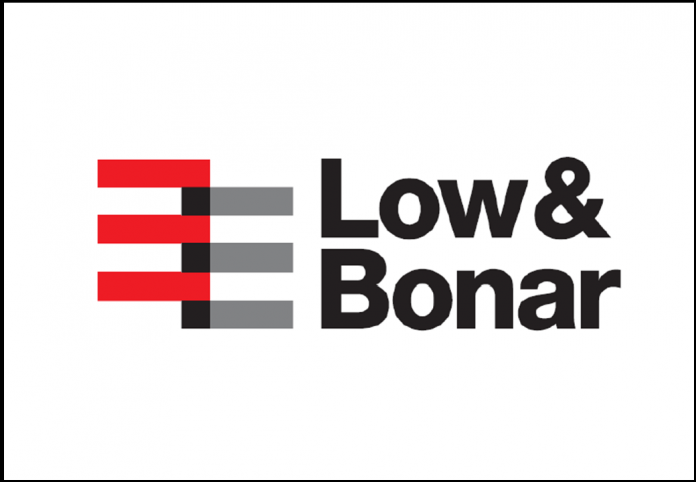 Low & Bonar LWB Logo