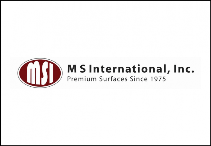 MS International MSI Logo