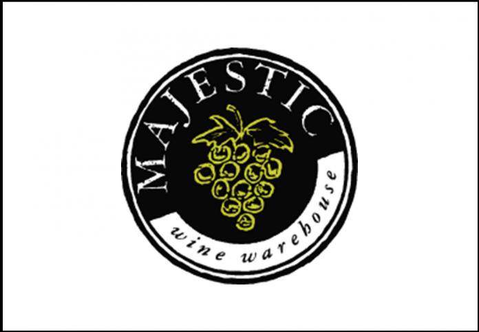 Majestic Wine WINE Logo