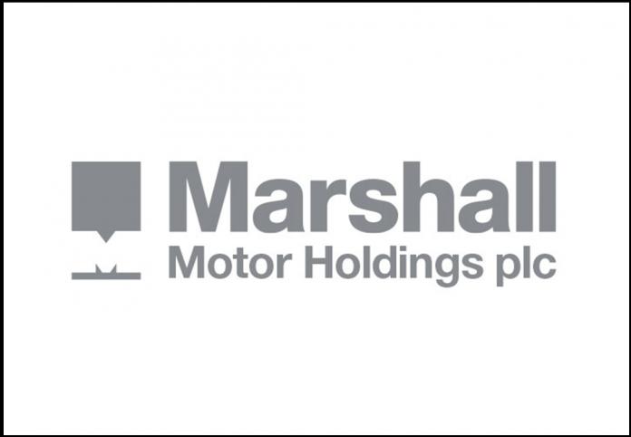 Marshall Motor Holdings MMH Logo