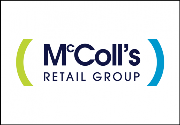 McColl's Retail MCLS Logo