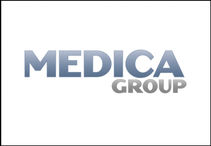 Medica Group MGP Logo