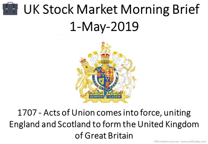 Morning Brief Images 1-May-2019