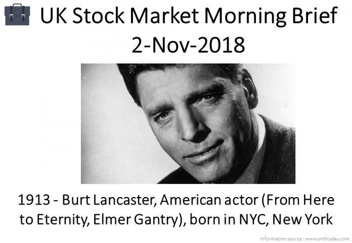 Morning Brief Images 2-Nov-2018
