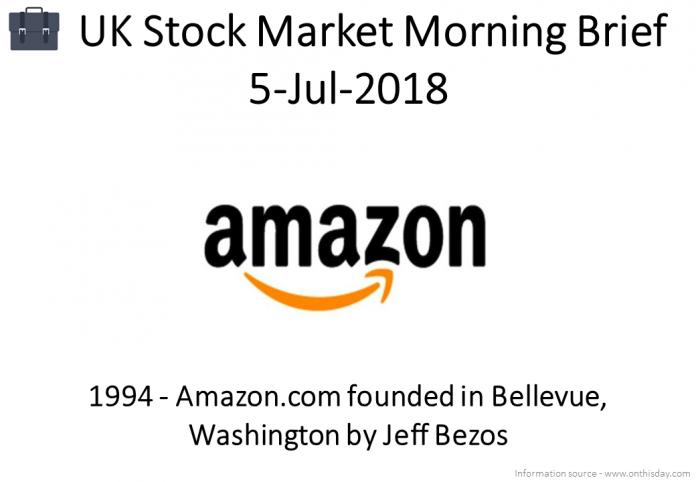 Morning Brief Images 5-Jul-2018