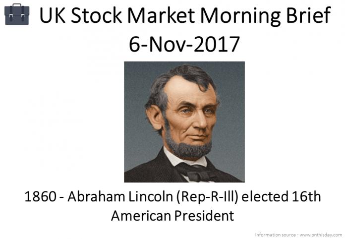 Morning Brief Images 6-Nov-2017