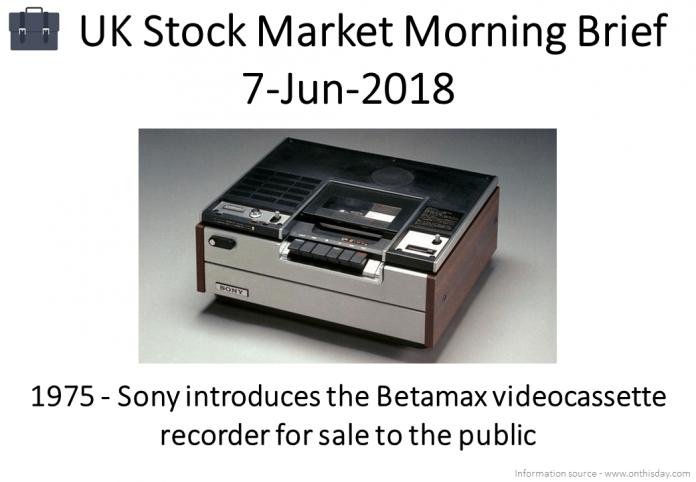 Morning Brief Images 7-Jun-2018