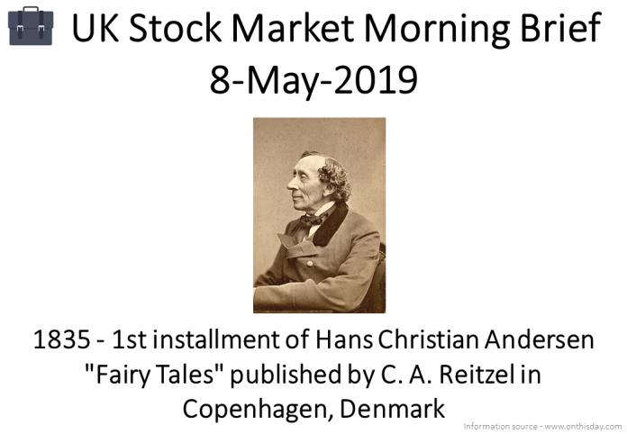 Morning Brief Images 8-May-2019
