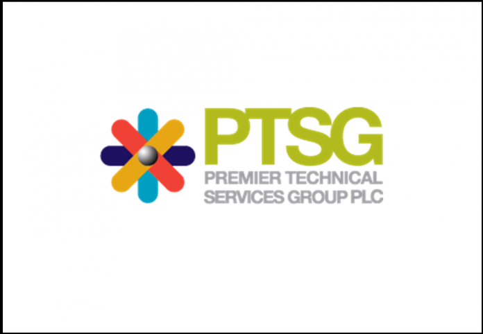 Premier Technical Services PTSG Logo
