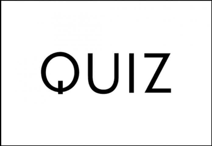 Quiz QUIZ Logo