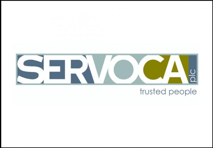 Servoca SVCA Logo