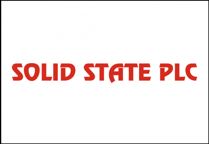 Solid State SOLI Logo