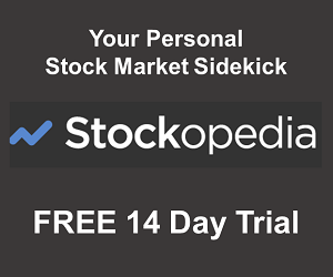 Stockopedia Box Black