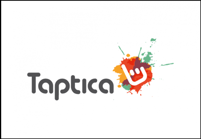 Taptica International TAP Logo
