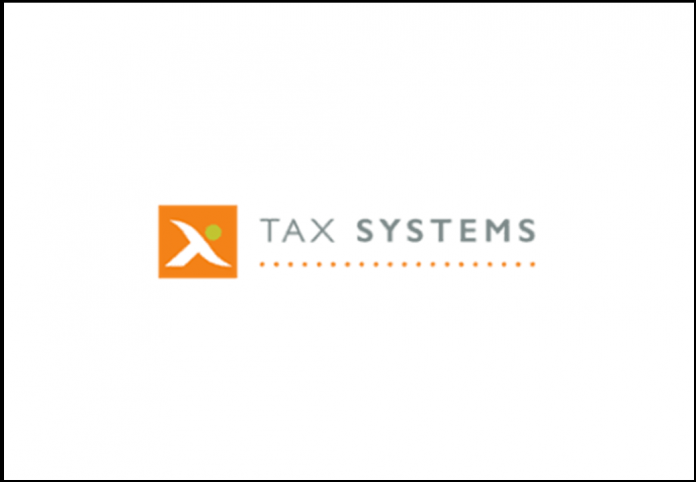 Tax Systems TAX Logo