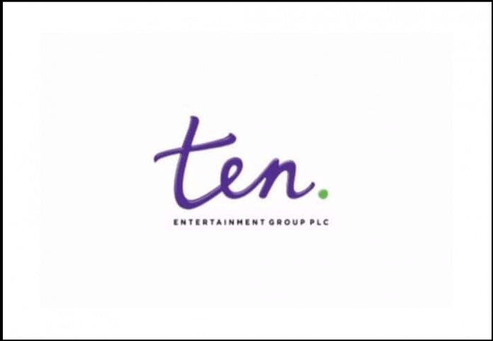 Ten Entertainment TEG Logo