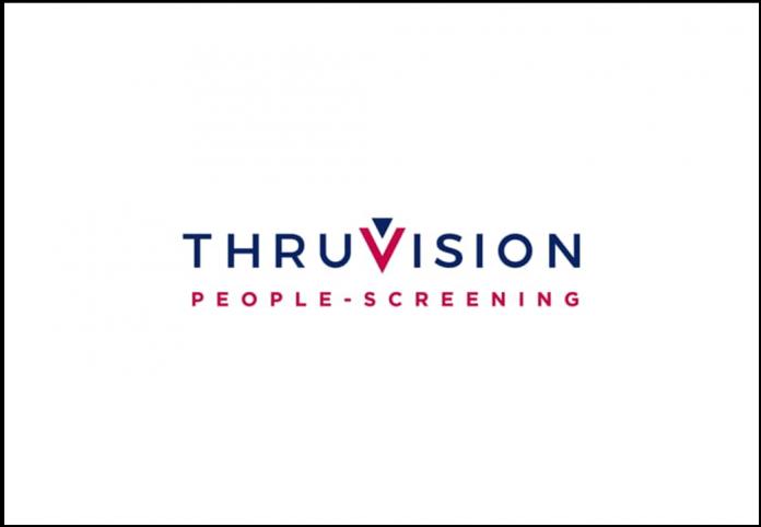 Thruvision THRU Logo