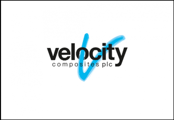 Velocity Composites VEL Logo